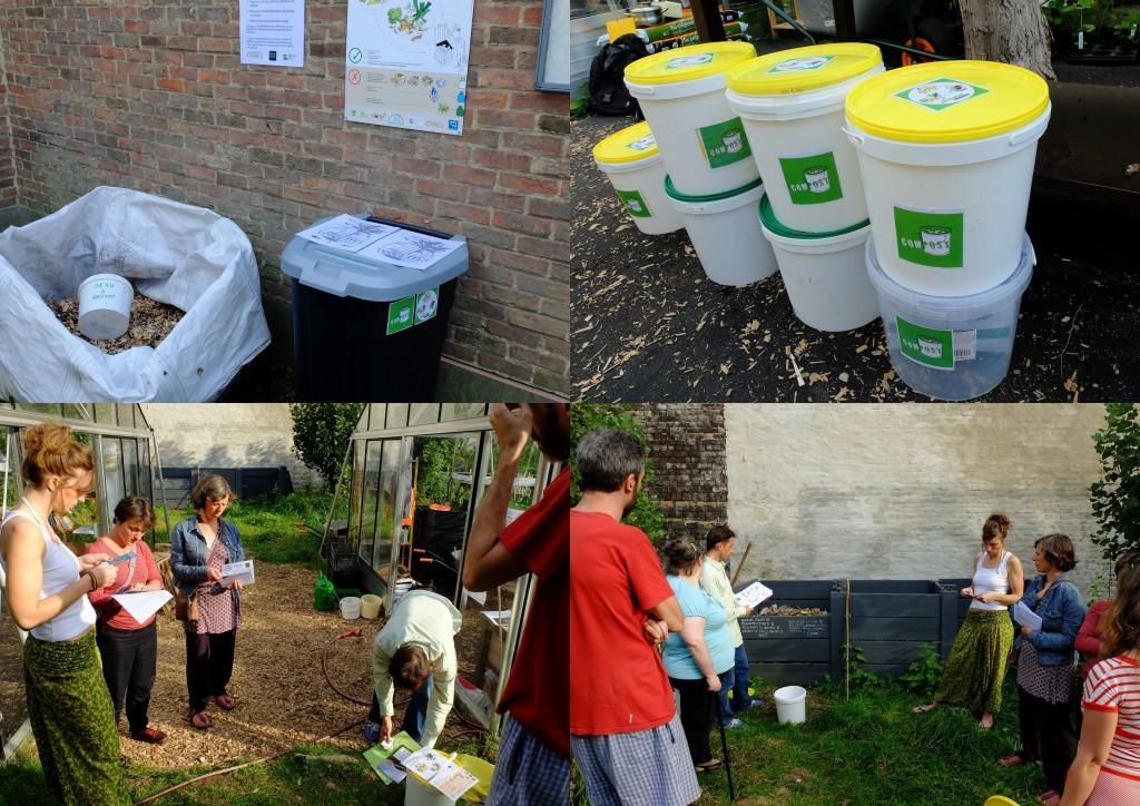 Atelier compost 2014